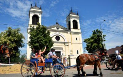 Czyżew -Msza Św. za hodowców i miłośników koni
