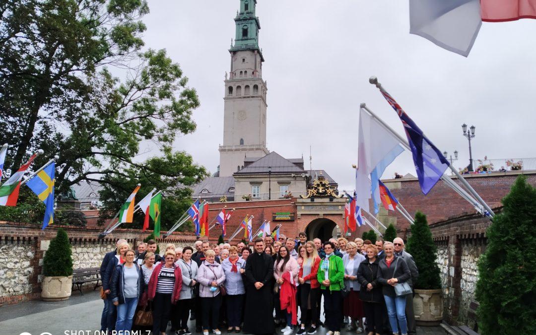 Ogólnopolska Pielgrzymka Rodzin i Małżeństw na Jasnej Górze !!!