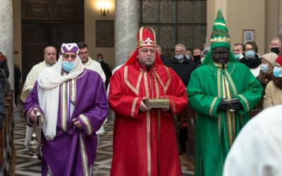 Uroczystość Objawienia Pańskiego (Trzech Króli )